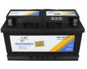 Акумулатор (десен плюс) 80Ah/740  CARTECHNIC BATTERIES CART580406074